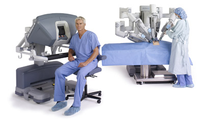 Foto: reprodução/da Vinci Surgery